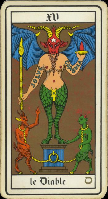 Tarocchi: il Diavolo