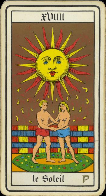 Tarocchi: il Sole