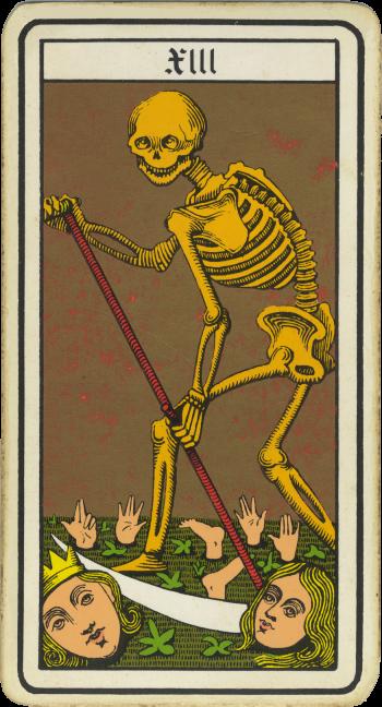 Tarocchi: la Morte
