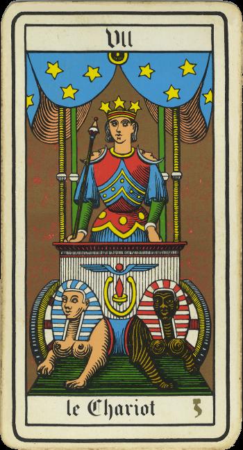 Tarot: Chariot