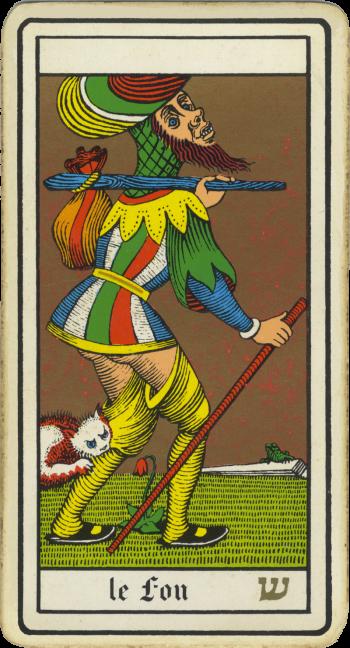 Tarot: Fool