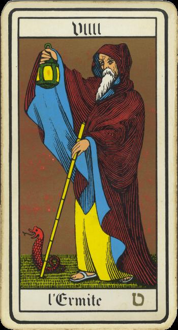 Tarot: Hermit