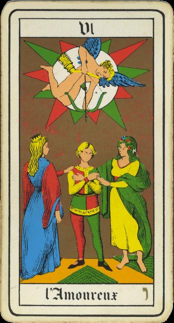 Tarot: Lovers