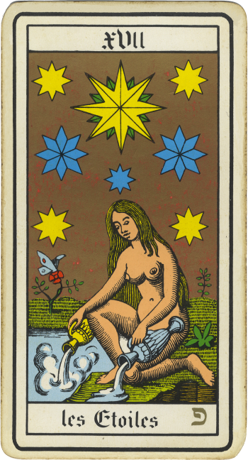 Tarot: Stars