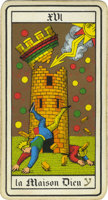 Tarot: Tower