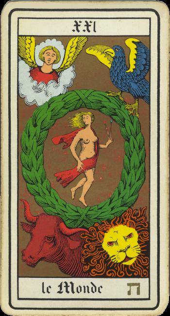 Tarot: World