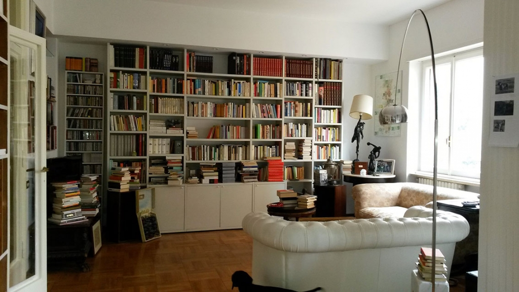 Arredamento e mobili esperienze di luce for Arredamento liberty moderno